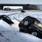 Workplace Winter Driving Advice