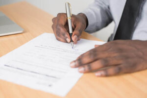 terms and conditions of employment